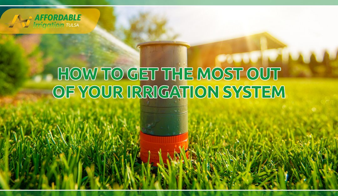 Cost To Install Sprinkler System Affordable Irrigation Usa